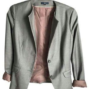 Gap dark gray blazer